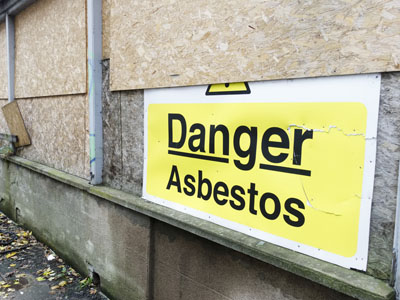 asbestos removal in Toronto